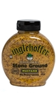 Inglehoffer Stone Ground Mustard Squeezable - 10 Oz.