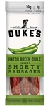 Dukes Hot and Spicy Shorty Smoked Sausage Pounder - 16 Oz.
