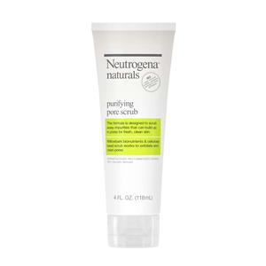 Neutrogena Naturals Purifying Pore Scrub - 4 Fl. Oz.