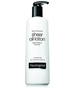 Neutrogena Sheer Oil Lotion - 8.5 Fl. Oz.