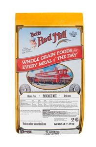 Bobs Red Mill Gluten Free Pancake Mix - 25 Lb.