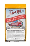 Bobs Red Mill Regular Old Fashioned Rolled Oats - 25 Lb.