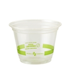 Squat Clear Cold Cup - 9 Oz.