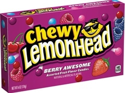 Chewy Lemonhead Berry Awesome - 0.8 Oz.