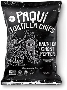 Paqui Haunted Ghost Pepper Tortilla Chip - 5.5 oz.