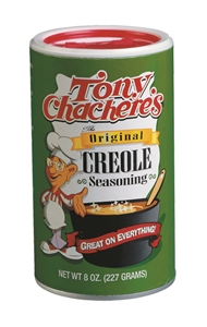 Tony Chacheres Creole Seasoning - 8 Oz.