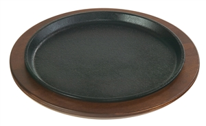 Round Handleless Serving Griddle - 9.25 in.