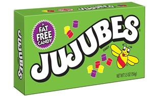 Jujubes Candy Theater Box - 5.5 Oz.