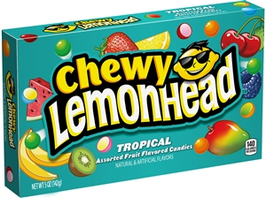 Chewy Lemonhead Tropical Feature Box - 5 Oz.