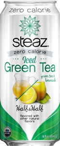 Zero Half and Half Iced Tea - 16 Oz.