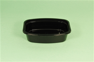 Black Container Base - 8 Oz.