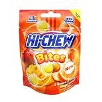 Hi-Chew Bites Mango and Orange Flavor Peggable Pouches - 1.59 Oz.