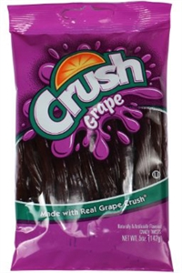 Grape Crush Twists - 5 Oz.