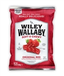 Wiley Wallaby Red Aussie Licorice - 7.05 Oz.