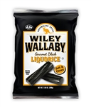 Wiley Wallaby Black Aussie Licorice - 7.05 Oz.
