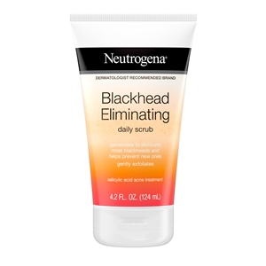 Neutrogena Blackhead Eliminating Daily Scrub - 4.2 Fl. Oz.