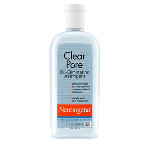 Neutrogena Clear Pore Oil Eliminating Astringent - 8 Fl. Oz.