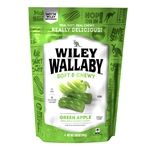 Wiley Wallaby Green Apple Licorice - 7.05 Oz.