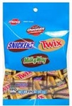 Candy Minis Mixed Peg Bag - 4.22 Oz.
