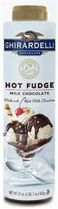 Hot Fudge Squeeze Bottle - 1.48 Lb.