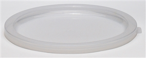 Round Translucent Lids For 12, 18 and 22 Quart Container