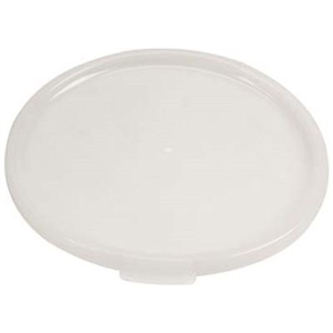 Round Translucent Lids For 2 and 4 Quart Container