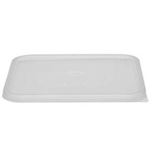 Square Seal Lid For 12, 18 and 22 Quart Square Storage Container