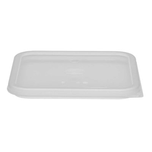 Square Translucent Lid For 6 and 8Qt. Square Storage Container
