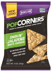 Popcorners Cheesy Jalapeno - 5 Oz.