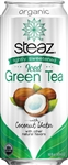 Organic Iced Tea Coconut Water - 16 Oz.