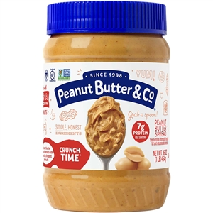 Crunch Time Peanut Butter - 16 Oz.