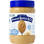 White Chocolate Wonderful Peanut Butter - 16 Oz.