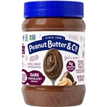 Dark Chocolate Dreams Peanut Butter - 16 Oz.