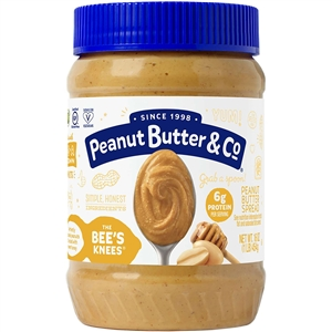 The Bees Knees Peanut Butter - 16 Oz.