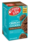 Double Chocolate Handcrafted Crunchy Cookies - 6.3 Oz.
