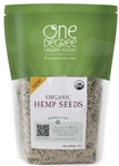 Seeds Hemp Organic - 16 Oz.