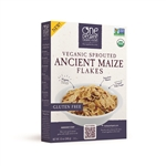Veganic Sprouted Ancient Maize Flakes - 12 Oz.