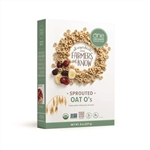 Sprouted Oat O's Veganic- 8 Oz.