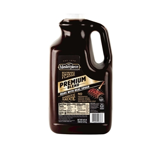 KC Masterpiece Premium Blend Barbecue Sauce - 158 Oz.