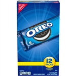 Nabisco Oreo Cookies-Single Serve Chocolate - 2.4 Oz.