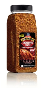 Grill Mates Smokehouse Maple Seasoning - 28 Oz.