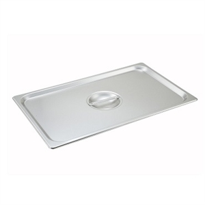 Stainless Steel Steam Pan Cover Full Size