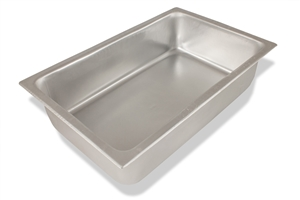 Aluminum Spillage Pan - 5.5 in.