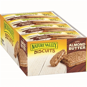 Nature Valley Biscuits with Almond Butter - 21.6 Oz.