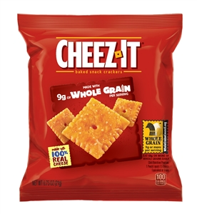 Sunshine Cheez-It Whole Grain - 48 Oz.