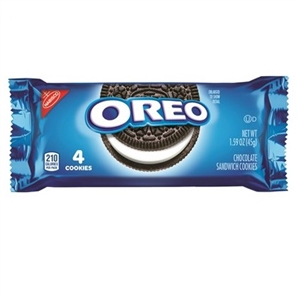 Oreo Cookies-Sleeve Pack - 1.59 Oz.