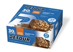 Detour Whey Protein Lower Sugar Chocolate Chip Caramel Bar - 3 Oz.