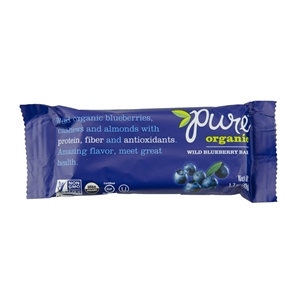 Kashi Pure Organic Fruit and Nut Wild Blueberry Bar - 1.7 Oz.