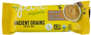 Kashi Pure Organic Ancient Grains Peanut Butter Chocolate Bar - 1.23 Oz.