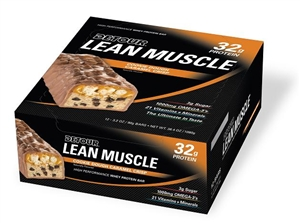 Detour Whey Protein Lean Muscle Cookie Dough Caramel Crisp Bar - 3.18 Oz.